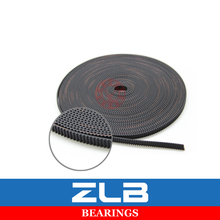 GT2-6mm Open Timing Belt Width 6mm GT2 Belt Rubbr Fiberglass Cut To Length 1 Meter For 3D Printer