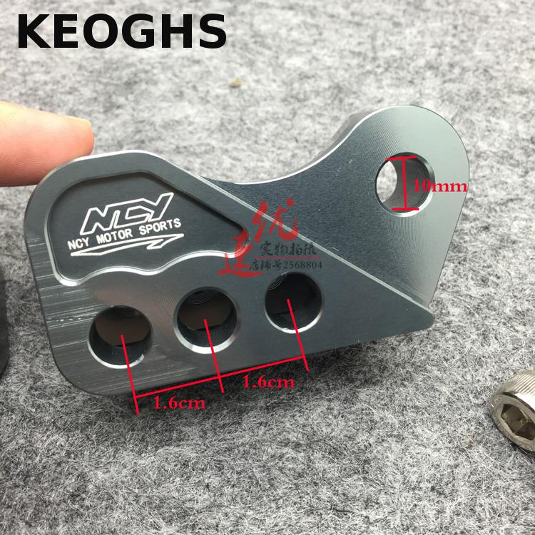 KEOGHS Shock Absorbers Refit Parts Heightening Device For Motorcycle Scooter Damper Shock Absorber Height Increase keoghs shock absorbers refit parts heightening device for motorcycle scooter damper shock absorber height increase