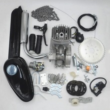 Gas-Engine-Motor-Kit Bicycle 80cc Motorized 2-Stroke Bike Mtb DIY Road Low-Vibration
