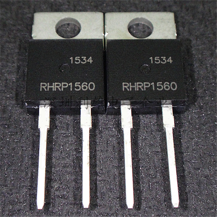 10pcs/lot RHRP1560 TO220 RHR1560 TO-220 In Stock