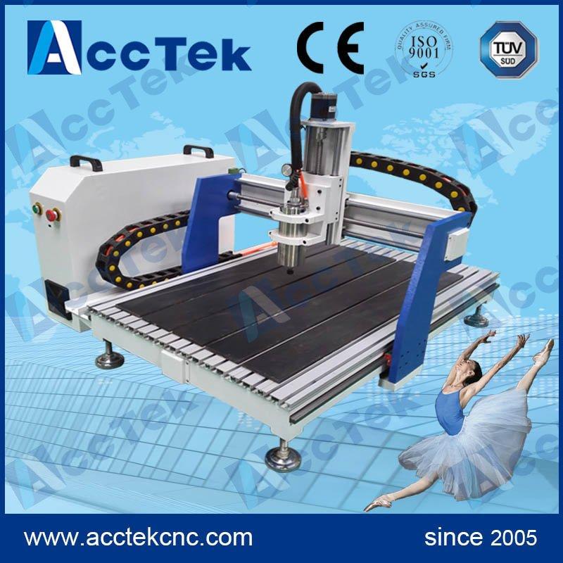 Jinan Acctek cheap low cost mini marble machine ce certificated jinan acctek cheap hot sale laser machine spare parts