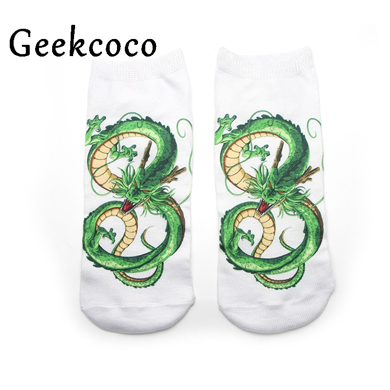 Dragon Ball Fashion New Men Wemen Casual Non Slip Breathable Comfortable Middle Tube Socks New Clothing/Clothing Accessoy J0344