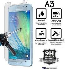 SM-A300FU SM-A300F SM-A300H защитное стекло пленка Для Samsung Galaxy A3 /A3 стекло закаленное Экран Протектор защитная пленка на телефон Для самсунг галакси A3 стекло крышка 9H 2.5D