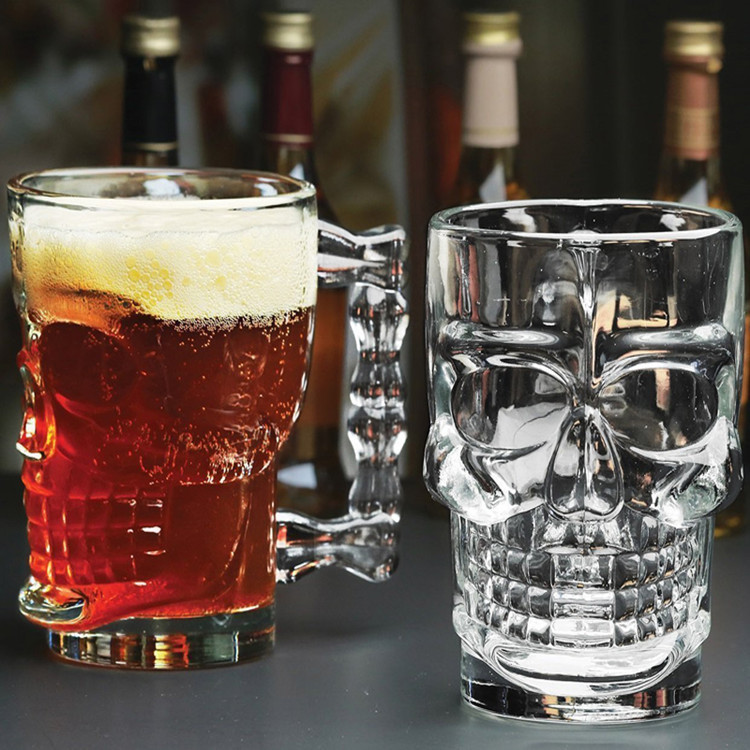 Home Bars For The Casual Drinkers: Aliexpress.com : Buy Free Shipping Crystal Skull Cup 600ml