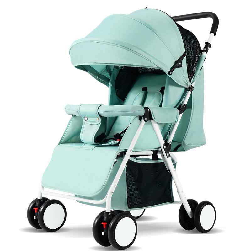 Baby Convenience Stroller Light Can Sit Folding 0/1-3 Year Mini- Four Wheel Baby Strollers