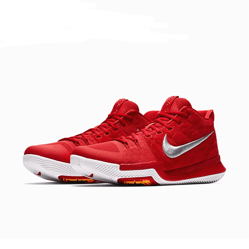 online retailer 969b8 38f3a NIKE KYRIE 3 EP Original Mens Basketball Shoes Breathable Footwear Super  Light Support Sports Sneakers For Men Shoes#852396 601-in Basketball Shoes  ...