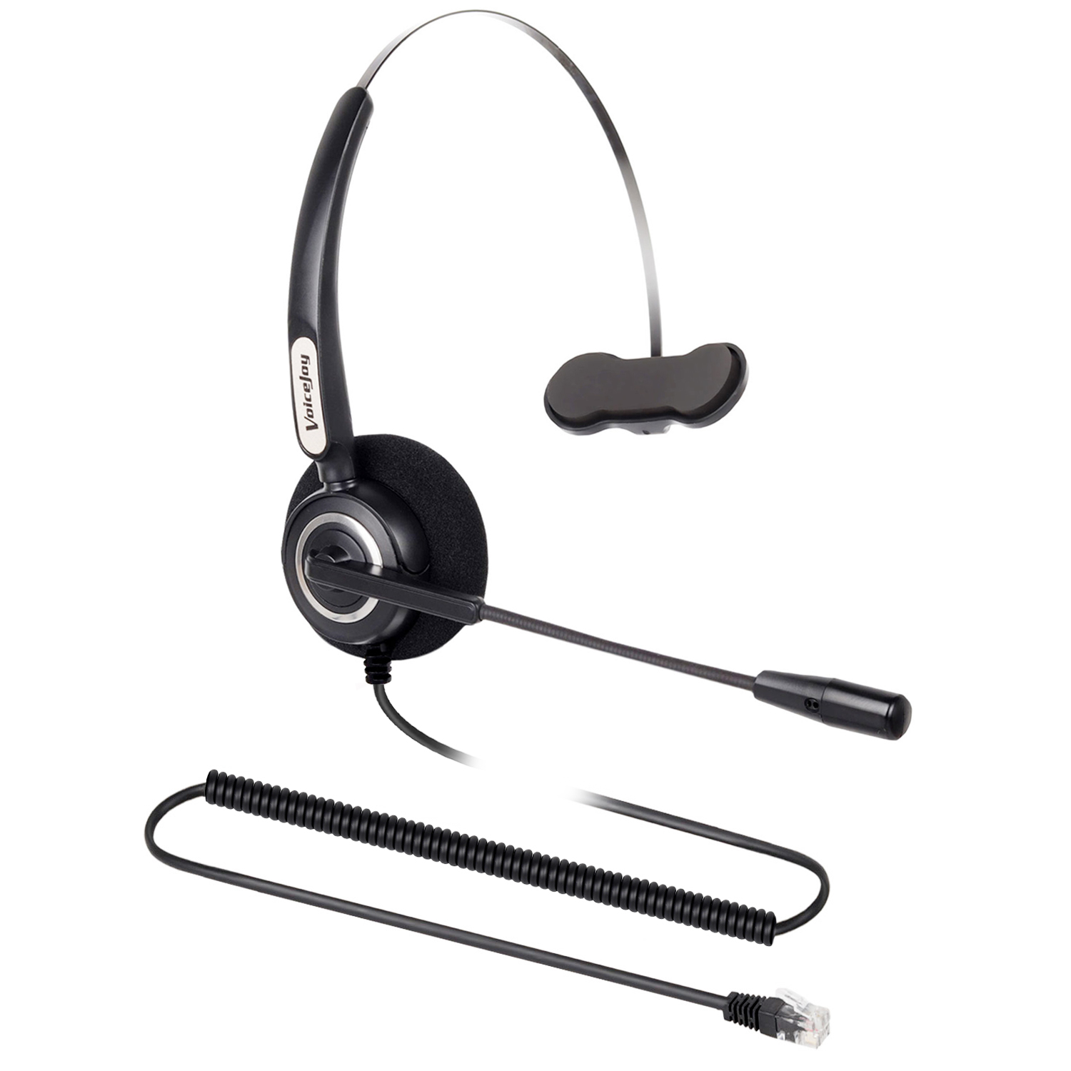 Home/Office Headset For Polycom VVX Aastra Allworx Alcatel