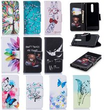 Butterfly Bear Feather Case For coque Nokia 5.1 2018 Nokia 3310 2017 1 2 3 5 6 8 3.1 5.1 6 2018 Case Funda Etui(China)