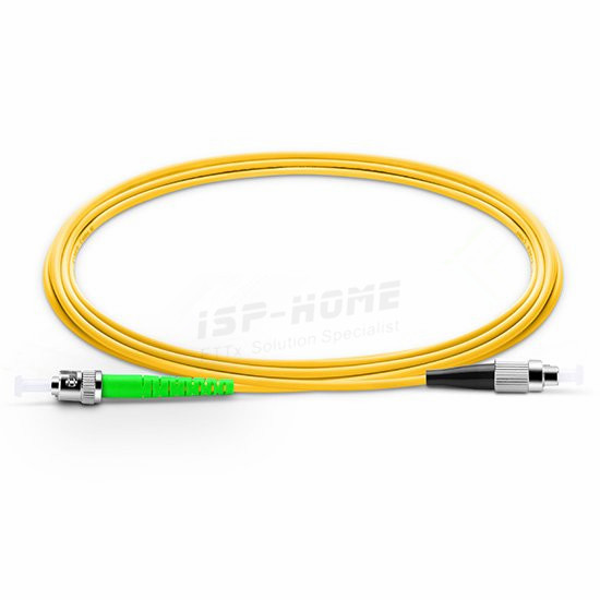 20 м FC upc для ST APC simplex 2.0 мм один режим Волокно оптический патч-корд, Волокно-оптический соединительный кабель