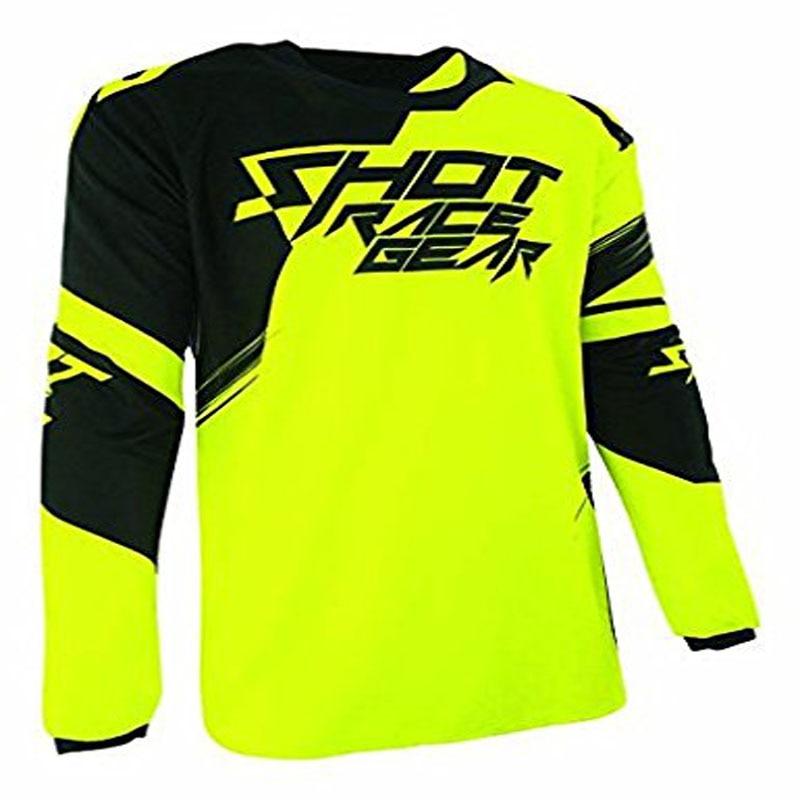 Jersey T-Shirt Mountain-Bike Motorcycle Long-Sleeve DH Ropa Mx-Bmx
