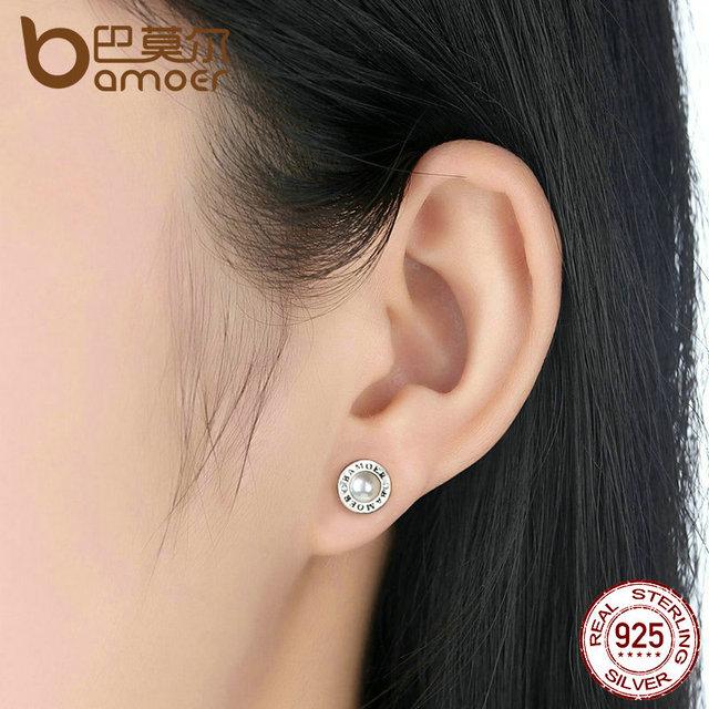 Sterling Silver Femme One Pair Drop Earrings