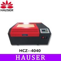 Free Shipping DSP HCZ co2 laser CNC 4040 laser engraving cutter machine laser marking machine mini laser engraver cnc router diy