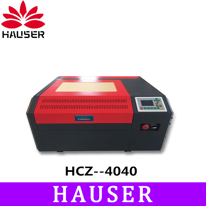 Livraison gratuite DSP HCZ co2 laser CNC 4040 laser gravure cutter machine laser marquage machine mini laser graveur CNC routeur bricolage