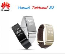 Original Huawei Smart Band Bluetooth Fitness Smartwatch Band Phone Mate For IOS Android Smartphone Huawei Talkband B2