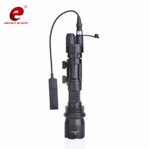 Image 3 - عنصر Airsoft التكتيكية ضوء M961 بندقية مصباح يدوي السوبر مشرق الصيد مصباح يدوي بندقية سلاح الخفيفة