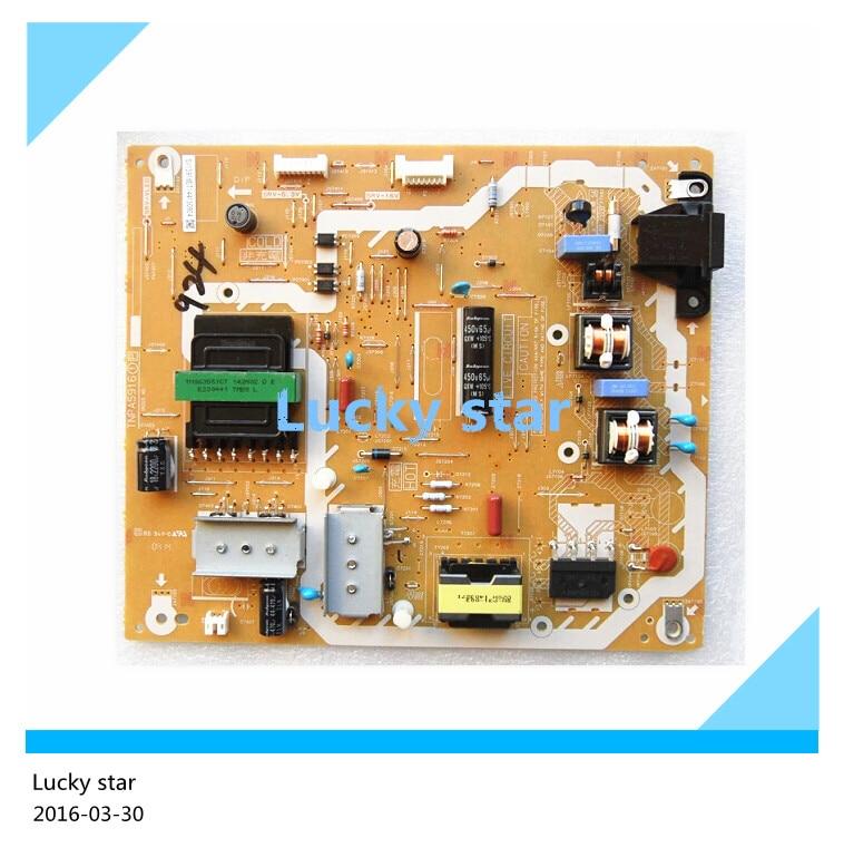 Original TH-42A400C power supply board TNPA5916 1 P good working good working original used for power supply board led 42v800 le 42tg2000 le 32b90 vp168ug02 gp power board