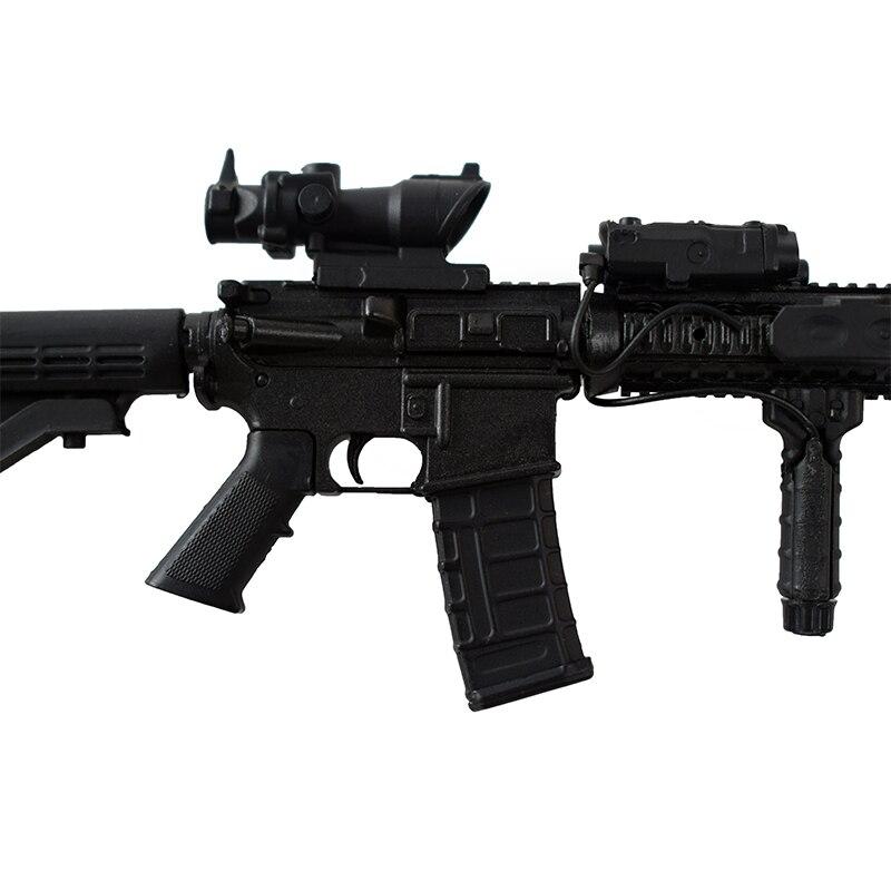 1//6 Scale Accessoires Soldier Figure M4A1 Carbine Rifle Weapon Gun Model US Navy