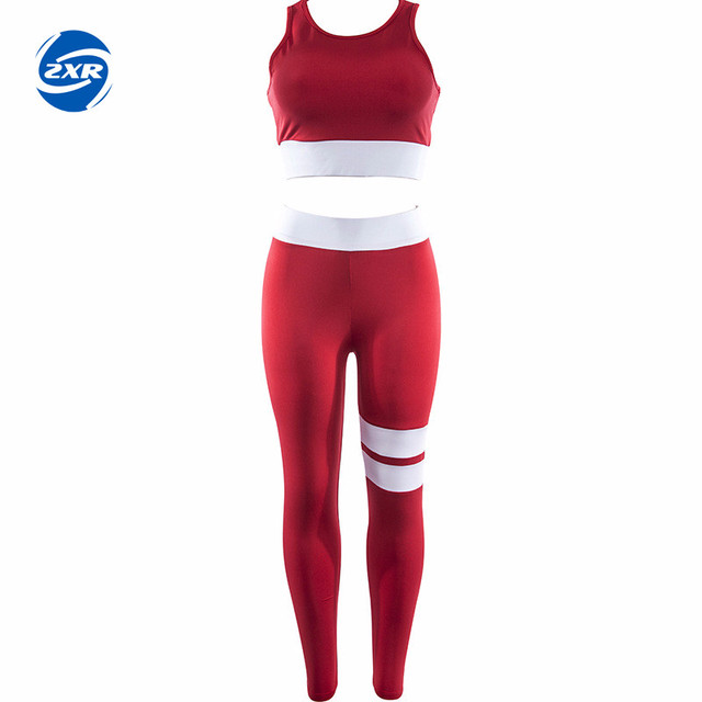 5b7a1b099220b Women s Sports Suits Yoga Set Sports Wear Activewear for Women Sexy Sport  Suit Fitness Clothing Sets Womens Gym Clothes
