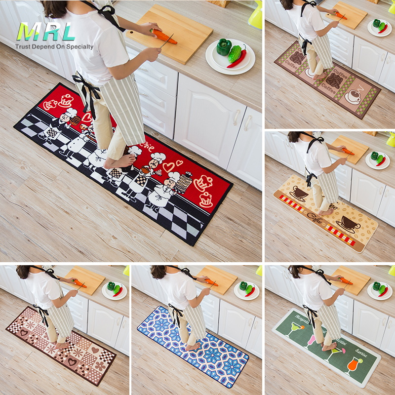Us 20 2 Entrance Doormats Modern Area Rugs Anti Slip Cooking Kitchen Carpets Decorative Floor Mats For Living Room Kids Bedroom In Mat From