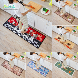 Entrance Doormats Modern Area Rugs Anti-slip Cooking Kitchen Carpets Decorative Floor Mats For Living Room Kids Bedroom Mats