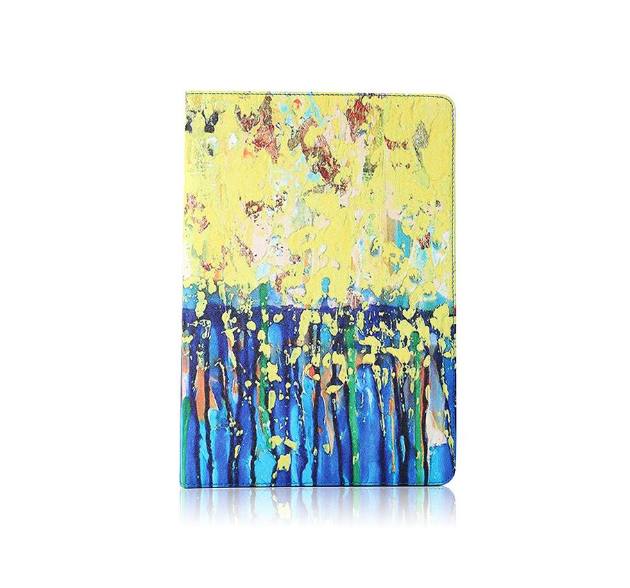 Case for iPad 9.7 inch 2017/2018 Model Colorful Apple tablet Smart Cover