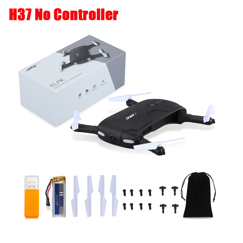 18 INKPOT Upgrade Rc Mini Foldable Drone H37 Baby Elfie Micro Drone With 7P Wifi FPV Camera Selfie Pocket APP Control Dron 25