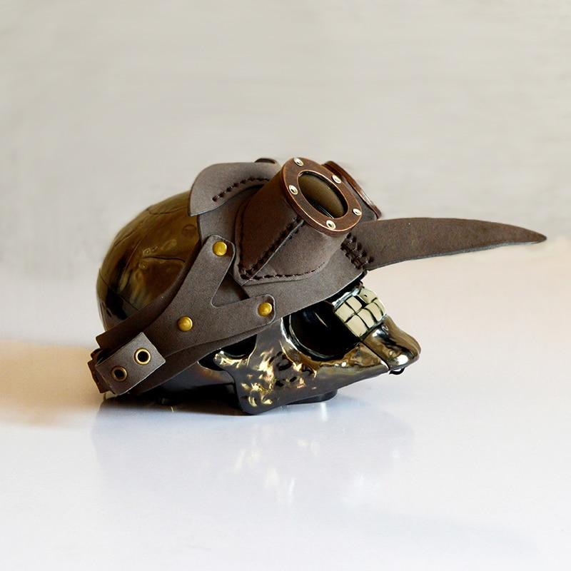 Steel Master Steampunk Ерлерге арналған Retro Brown - Костюмдер - фото 4