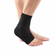 1pcs Ultrathin ankle support fitness running yoga basketball hiking ankle brace protection adjustable elastoplast tobillera цена 2017