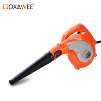 GOXAWEE 600W 220V Variable Speed Air Electric Blower for Cleaning Computer Car Dust Blower with 2.5m Long Cord