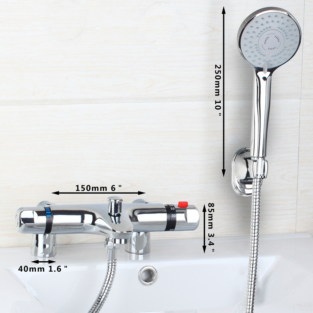 Ouboni Shower Set Torneira Deck Mounted Rainfall Handheld Shower Bathroom 50256 Faucet Set Mixer Valve+Hand Shower ouboni modern rainfall