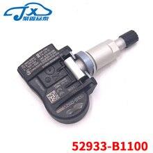JXZT Genuine Wheel TPMS Tire Pressure Sensor Valve 52933-B1100 52933-3N100 1J000 For Hyundai Sonata Equus Santa Fe Kia Carens santa fe junior