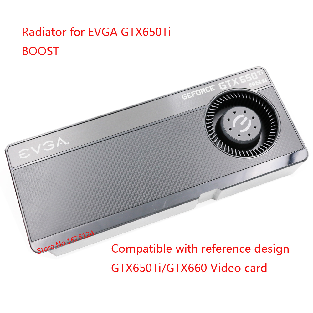 computer cooler radiator with cooper heatpipe cooling fan for EVGA GTX650Ti GTX 650Ti BOOST grahics card VGA computer vga cooler radiator with heatsink heatpipe cooling fan for asus strix gtx960 dc2oc 4gd5 grahics cards cooling system