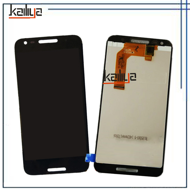 NEW Black  For Alcatel A30 5046s LCD Display+Touch Screen Digitizer Assembly Replacement For Alcatel A30 5046s Mobile Phone Part