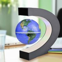 Tabeli Światło Nocne LED Globe Mapa Świata Pływające Lewitacja Magnetyczna Antygrawitacja Magiczne Lampy Biurko Do Dekoracji Prezent urodzinowy