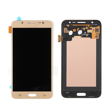 Para Samsung Galaxy J5 2016 SM-J510F J510FN J510M J510Y J510G J510 LCD Display + Touch Screen Digitalizador Asamblea no puede ajustar