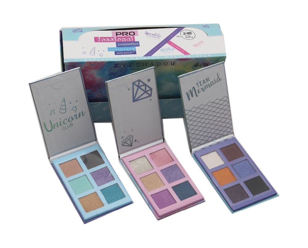 Eyeshadow Palette Professional 18 colors Shimmer Highlight Brightening Natural Eye shades Makeup Cosmetics Christmas Gifts in Eye Shadow from Beauty Health