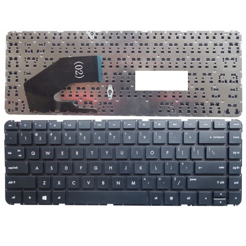 US Black New English Replace Laptop Keyboard FOR HP M4-1000 1008TX 1010TX M4-1009TX 1016 1002XX 1002TX