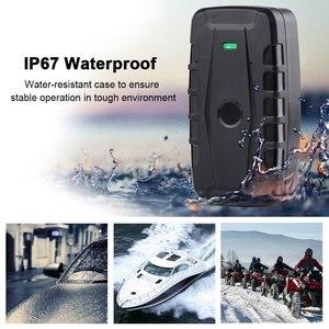 Image 5 - Автомобильный GPS трекер Rastreador LK209E, водонепроницаемый, с магнитом, 6000 мАч, с сигнализацией падения, голосовым монитором, бесплатное приложение, PK TKSTAR TK905