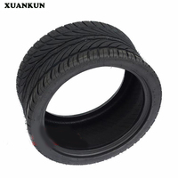 XUANKUN Beach Car Scooter 12 Inch Tires Wide Wheel Tires 205 / 30 12 Inch Tires