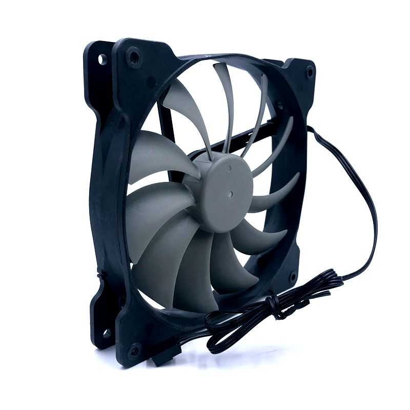 Image 4 - A1425L12S 2 140mm fan quiet cooling fan 140*140*25mm DC12V 0.30A(Rated Current 0.18A) computer case cooling fan 870RPMFans & Cooling   -