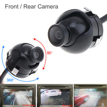 цена на Mini Waterproof Auto Rearview CCD Camera Car Rear View Camera For Car DVD Monitor Parking System