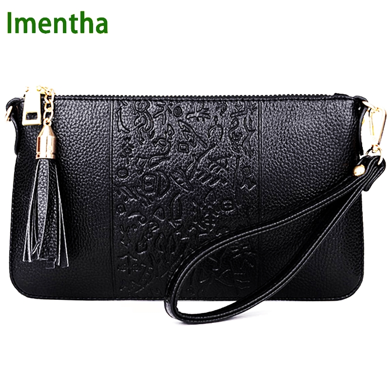 2017 black Women clutch bag Casual Clutch Purses And Handbags evening clutch bags women leather handbags ladies hand bags