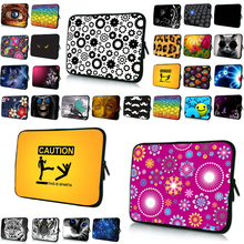 Notebook Cover Cases Hot 7/10/12/13*/14/15/17 inch Laptop Sleeve Bag Portable Bolsas Pouch Neoprene Shockproof Bags Sale