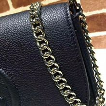 100 Genuine font b Leather b font Women Shoulder Bag Famous Brand Bag Ladies font b