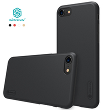 case for iPhone 8 case cover 4.7'' Nillkin Frosted PC Plastic hard back cover for iphone 8 cover for iphone 8 plus case 5.5''