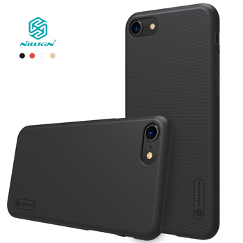 Funda para iphone 8 funda 4,7 ''Nillkin mate PC plástico duro cubierta para iphone 8 funda para iphone 8 plus caso 5,5