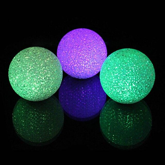 unids cm que cambia de color bola de cristal led lmpara mgica noche de