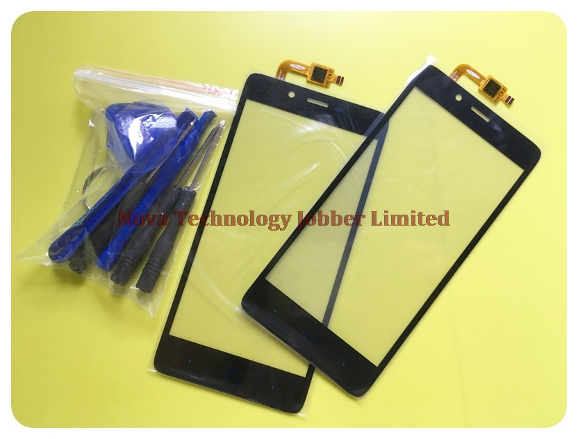 Novaphopat P6000 Pro Sensor Phone Replacement Parts For Elephone P6000 Pro Touch Screen Digitizer Glass Panel