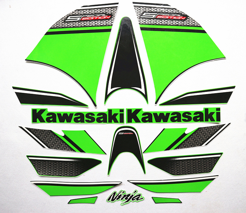 Motorcycle high quality  fit  3m sticker fit for  kawasaki Ninja 300 2013years.Motorcycle high quality  fit  3m sticker fit for  kawasaki Ninja 300 2013years.