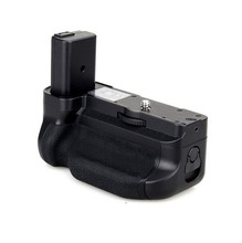 Meike MK-A6300 Battery Grip Work with NP-FW50 Battery for SONY a6300 SLR Digital Cameras ( Battery Not Included )